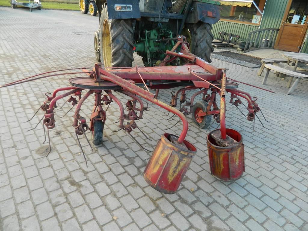 JF CR 320, Grābekļi, Lauksaimniecība