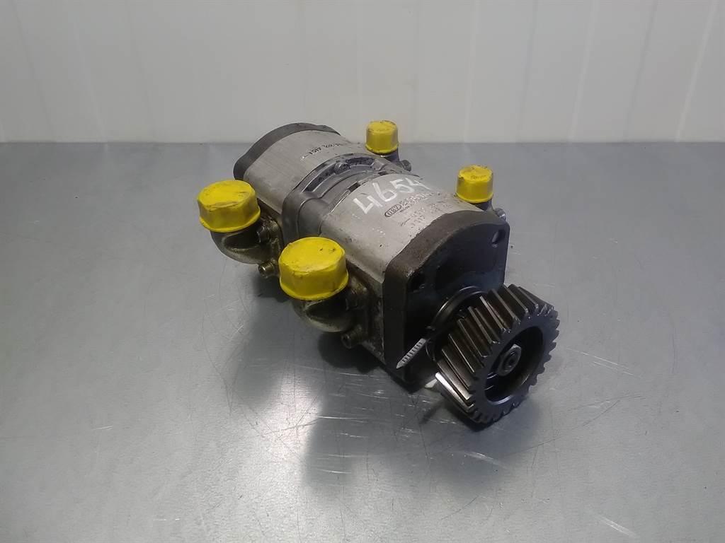 Rexroth 0510565317 - Gearpump/Zahnradpumpe/Tandwielpomp