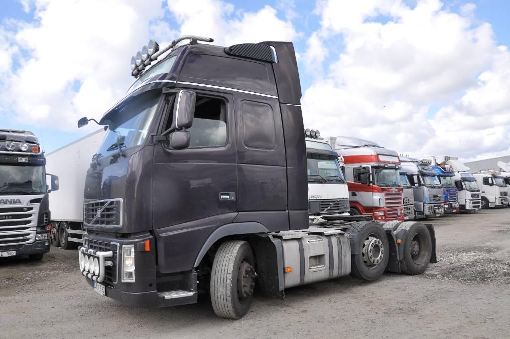 Volvo FH16 660, Dragbilar, Transportfordon