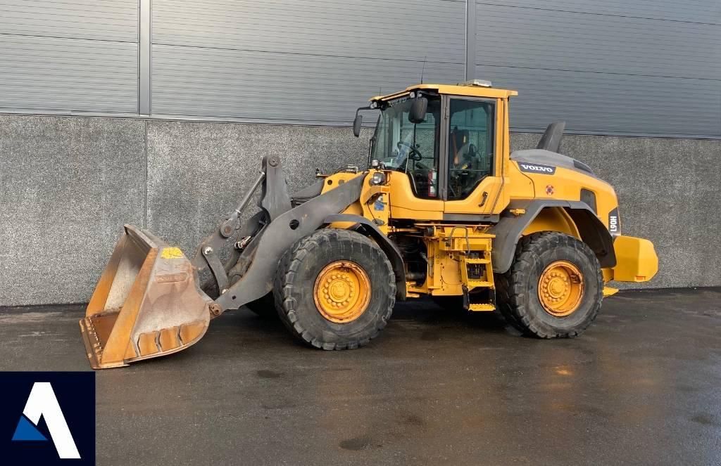 Volvo L90H, Wheel Loaders, Construction Equipment