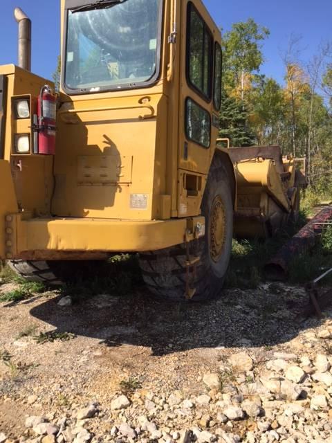 Caterpillar 621 F, Road Scraper, Construction & Mining