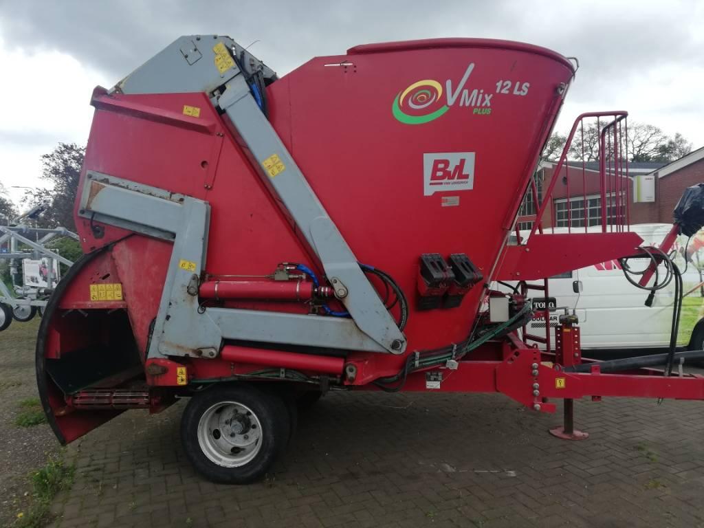 BvL 12ls, Mixer feeders, Agriculture