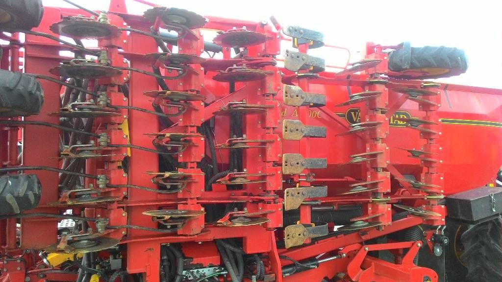 Väderstad Rapid A600 C, Külvikud, Põllumajandus