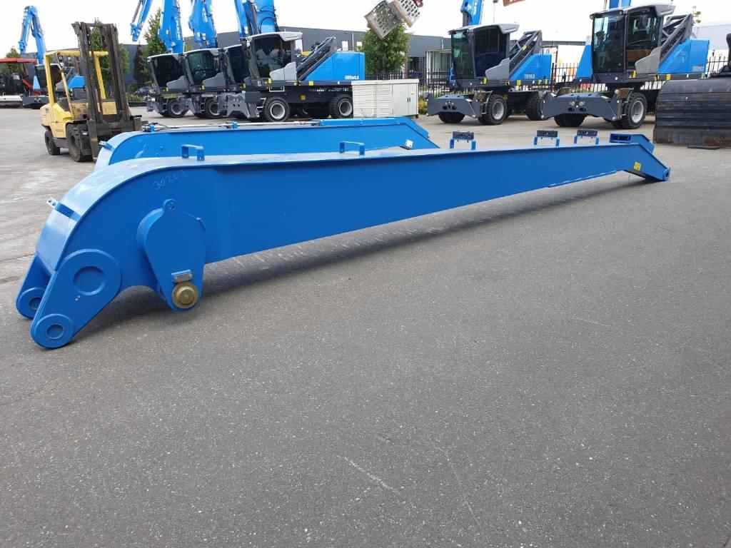 Fuchs 7800mm. Stick - MHL360 E, Graafarmen, Bouw
