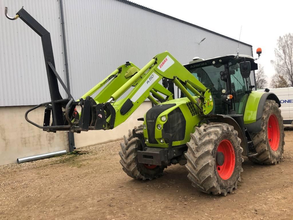 CLAAS Arion 620 Cebis, Traktorit, Maatalouskoneet