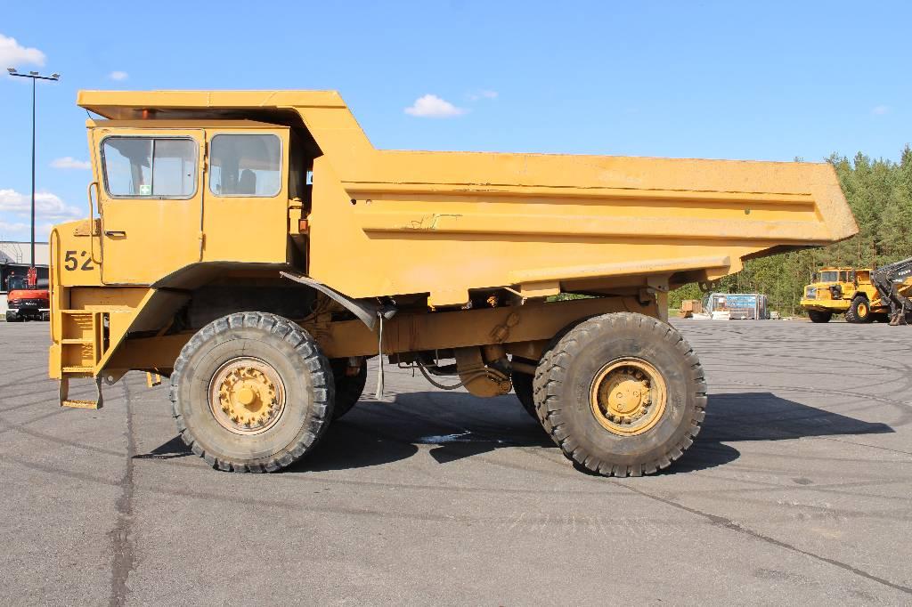 Euclid R32 / MYYTY, SOLD, Maansiirtoautot, Maarakennus