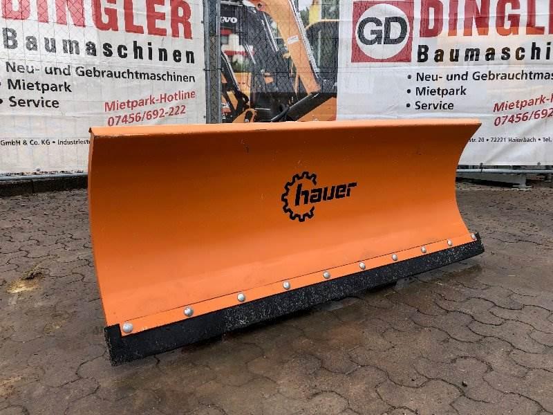 Hauer Schneeschild DRS-M-1800, Planierschilder/Scharen, Baumaschinen