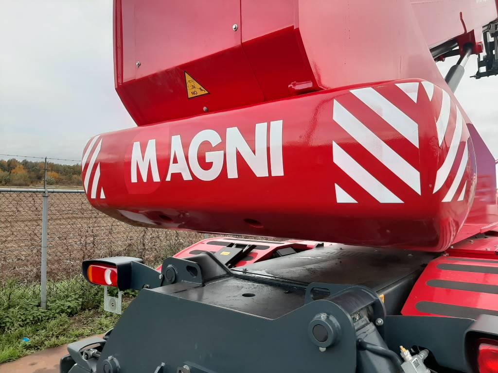 Magni RTH 6.35 SH, Verreikers, Bouw