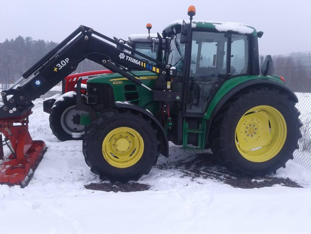 John Deere 6230, Traktorer, Lantbruk