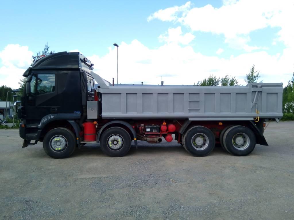 Iveco Trakker 410T / 8x4 / kats. 6-2019, Sora- ja kippiautot, Kuljetuskalusto