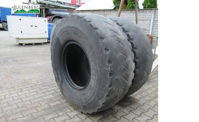 Michelin 20,5R25, Opony, koła i felgi, Transport