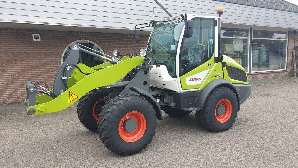 CLAAS Torion 535, Multi purpose loaders, Agriculture
