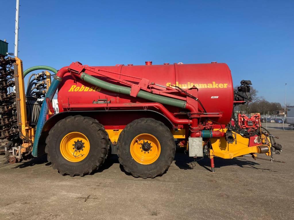 Schuitemaker Robusta 200, Slurry Tankers, Agriculture