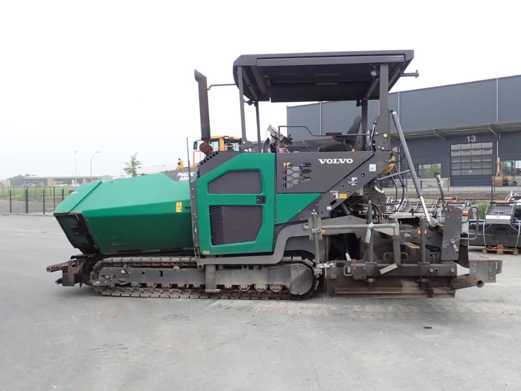 Volvo 6820C, Asphalt pavers, Construction Equipment