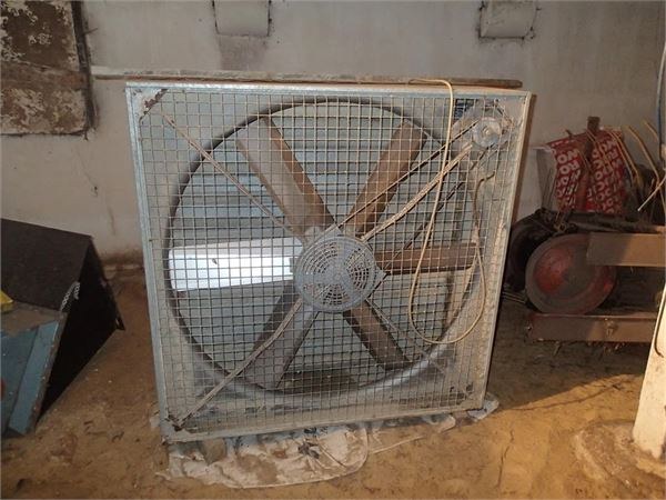 used rotor ventilator other livestock machinery and accessories price 719 for sale mascus usa. Black Bedroom Furniture Sets. Home Design Ideas