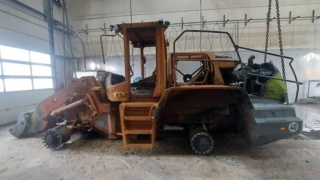CLAAS TORION 1812 (For parts)