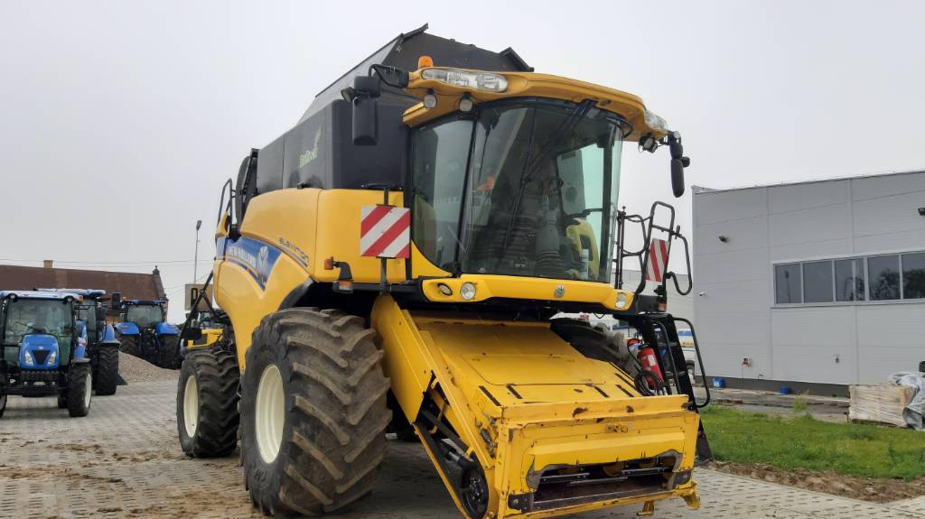 New Holland CX 8080, Kombajny zbożowe, Maszyny rolnicze