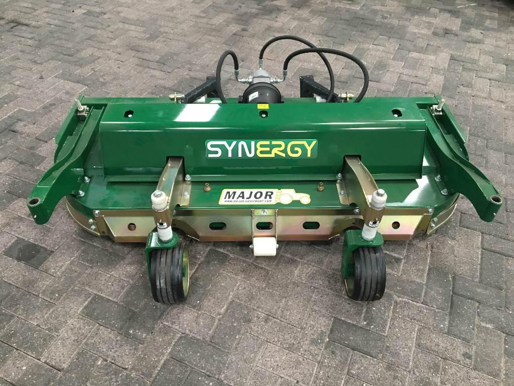 Major Frontmaaidek Synergy MJ61-200, Gemonteerde en gesleepte maaiers, Terreinbeheer