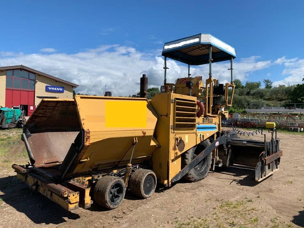 Bitelli 760, Asphalt pavers, Construction Equipment