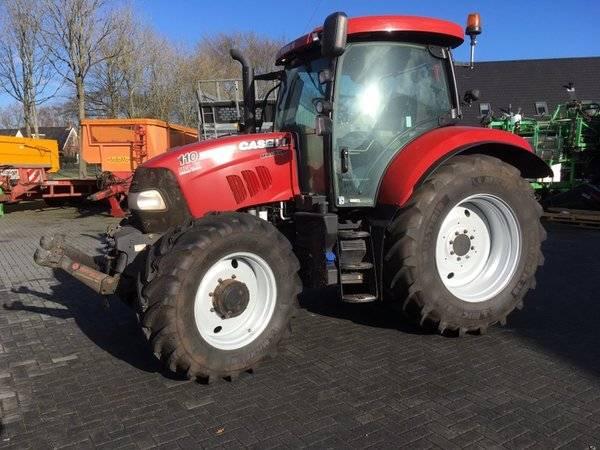 Case IH Maxxum 110 Multicontroller, Tractoren, Landbouw
