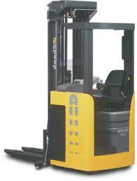 Atlet 160SDTFVHJN480, Self propelled stackers, Material Handling