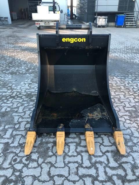[Other] Djupgrävningsskopa 1250 l fabrikat Engcon, Skopor, Entreprenad