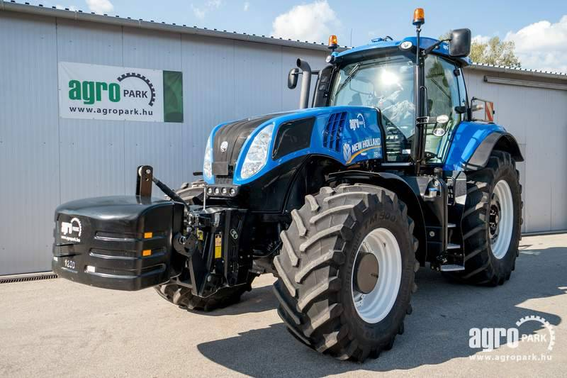 New Holland T8.390 (3363 hours), 19 4 Powershift