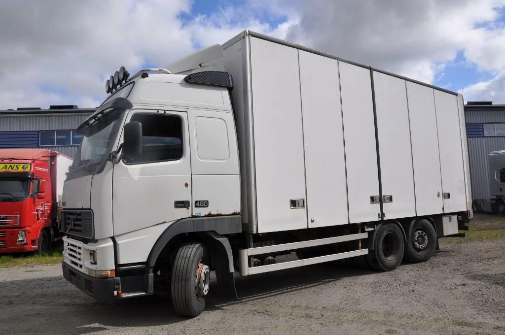 Volvo FH12 460 6X2, Skåpbilar, Transportfordon