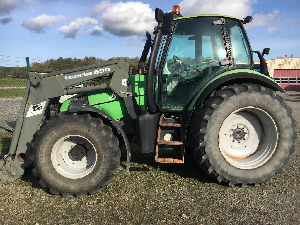 Deutz-Fahr AGROTRON 106, Traktorer, Lantbruk