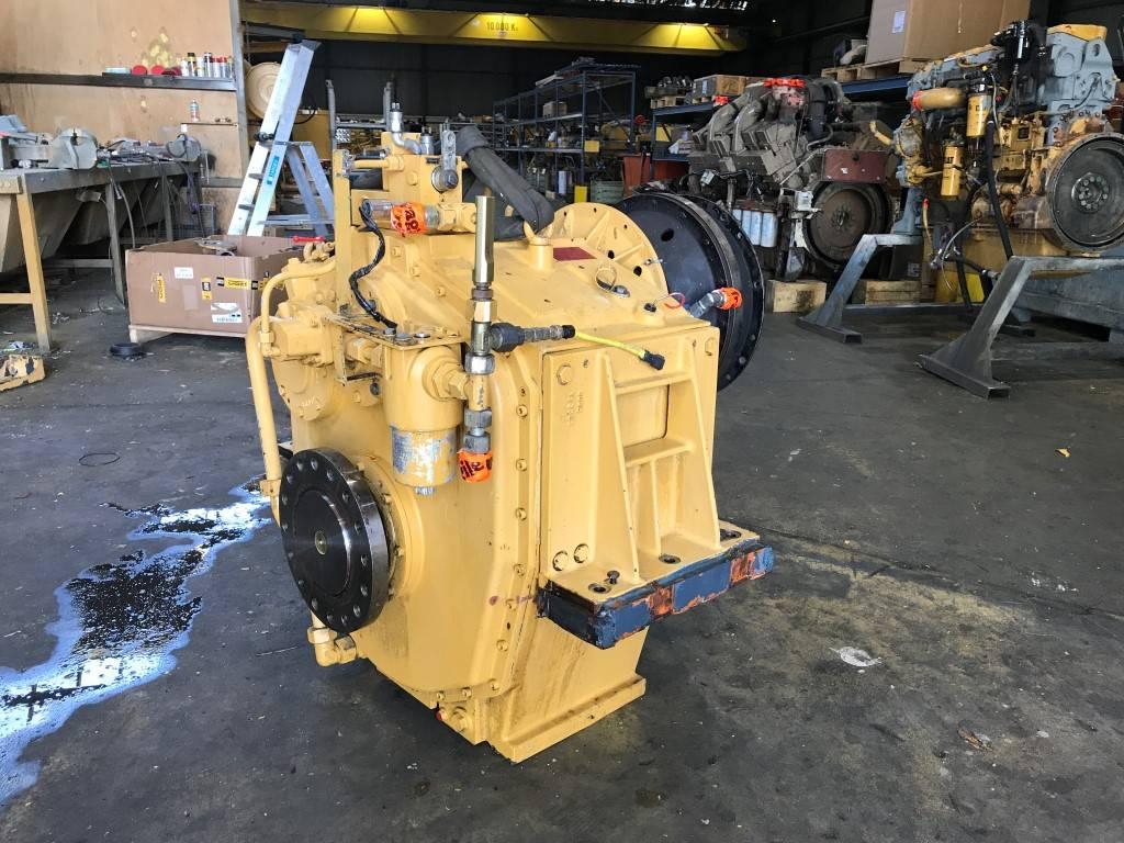 Reintjes WAF 364L - Marine Transmission 5.43:1 - DPH 104642, Transmissions, Construction