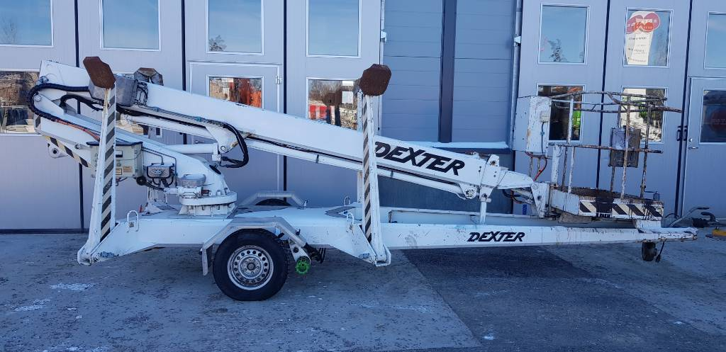 Dexter 15 Z, Skylift, Entreprenad