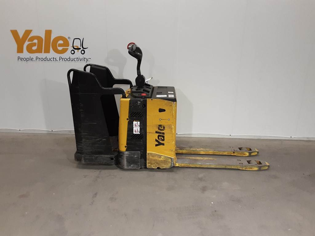 Yale MP20X biga, Low lifter with platform, Material Handling