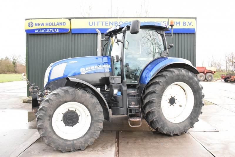 New Holland T7.210 Auto Command CVT, Tractoren, Landbouw