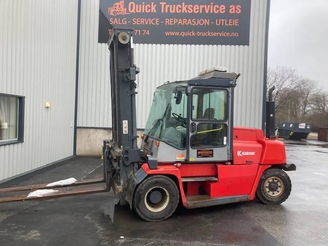 Kalmar DCE 80-60, Diesel Forklifts, Material Handling