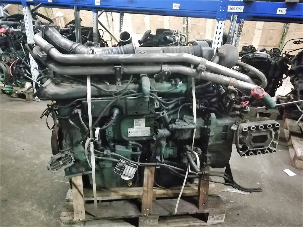 Volvo Engine D9A 340, Engines, Trucks and Trailers