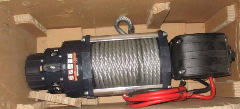 Other WINCH TALTON 24V - TALTON 18.0, Other, Construction