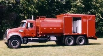 [Other] Fuel Lube Van TO138, Fuel Lube Trucks, Trucks and Trailers