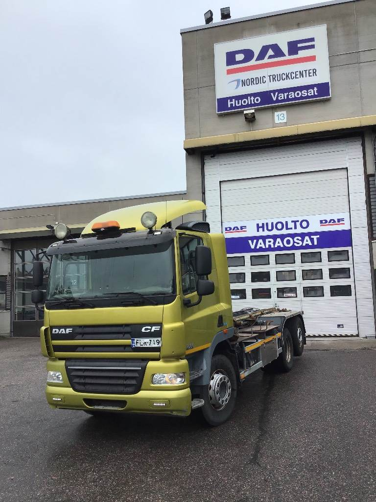 DAF CF85.460 FAN, Demountable Trucks, Trucks and Trailers