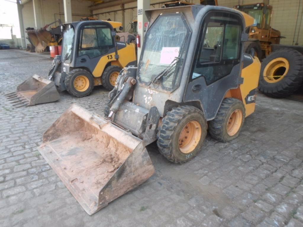 Volvo MC70C, Compact Track/Skid Steer, Construction Equipment