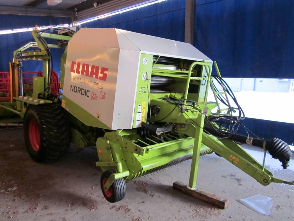CLAAS ROLLANT 255 UNIWRAP, Muut maatalouskoneet, Maatalouskoneet