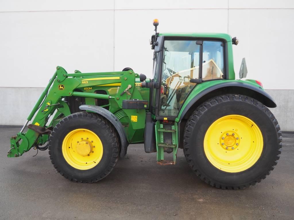 John Deere 6534 Premium, Traktorit, Maatalous