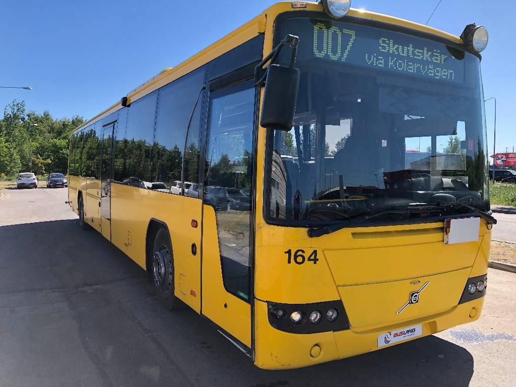 Volvo 8700 B12B EURO5, Linnadevahelised bussid, Transport