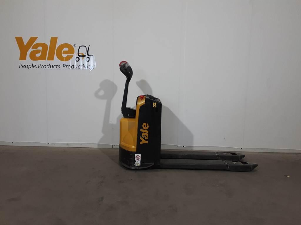 Yale MP16, Electro-pallettrucks, Laden en lossen