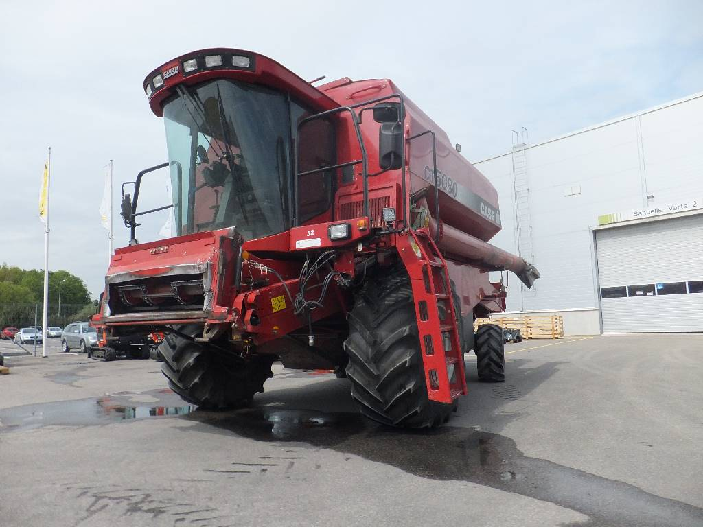 Case IH CT 5080, Combine harvesters, Agriculture