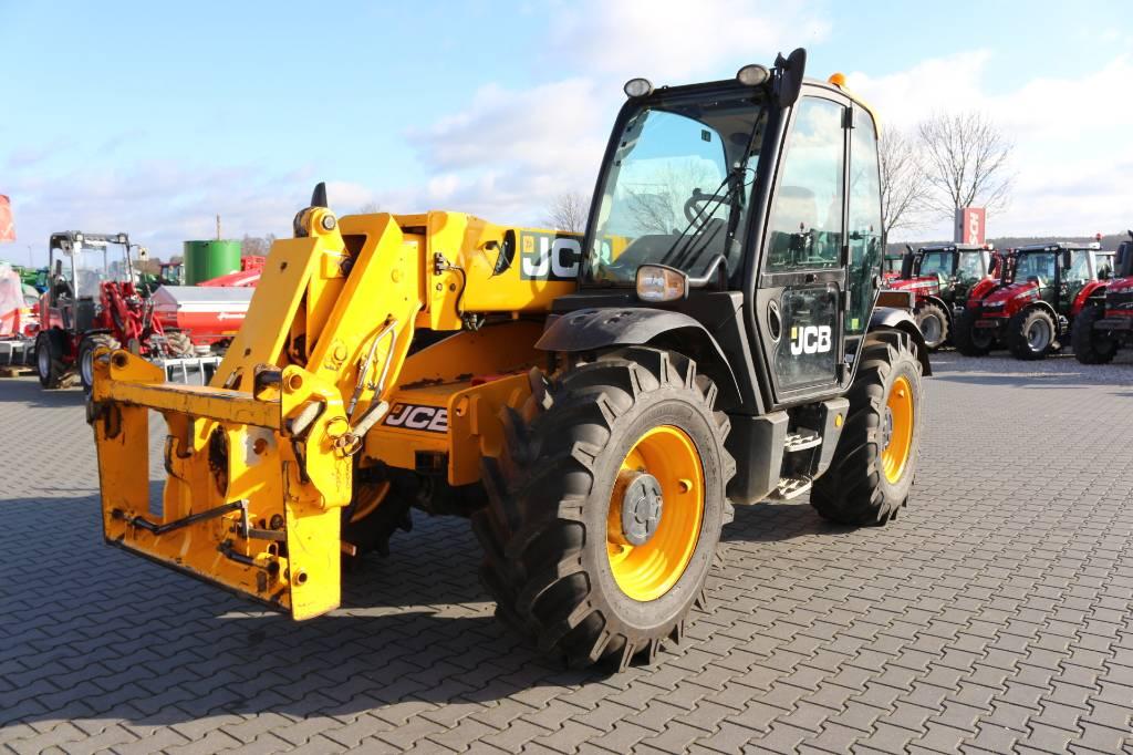 JCB 536-70 Agri Super, Ładowarki rolnicze, Maszyny rolnicze