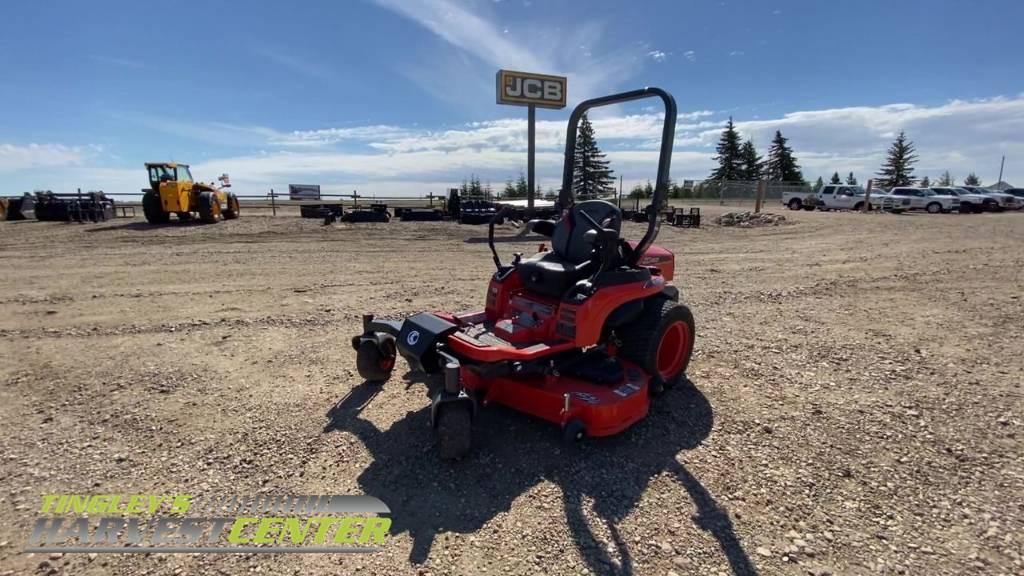 Kubota ZD1021, Zero turn mowers, Turfcare