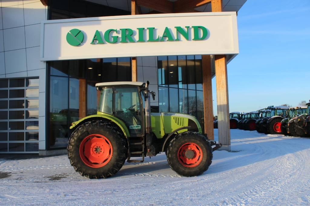 CLAAS Ares 697, Traktorid, Põllumajandus