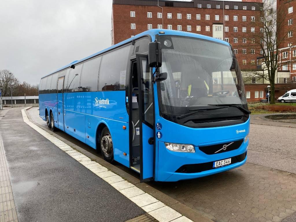 Volvo BUSS 9700, Linjebussar, Övriga fordon