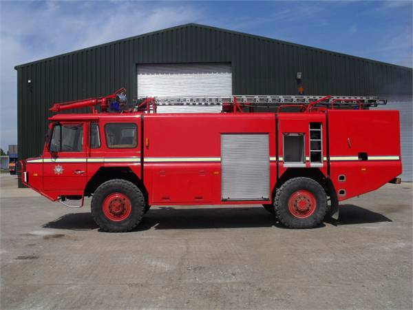 [Other] CARMICHAEL  MK10D 4X4, Fire trucks, Transportation
