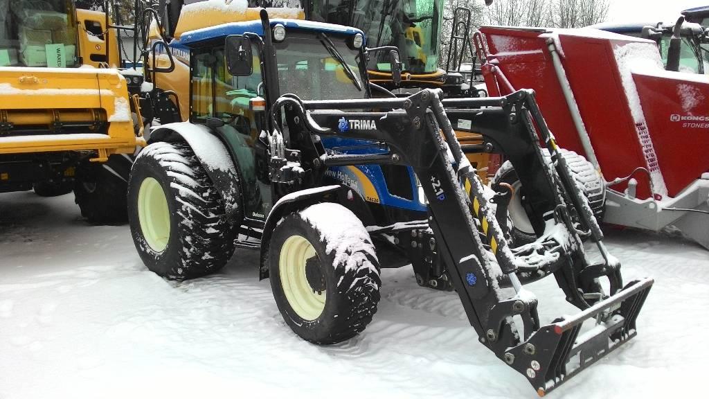 New Holland T 4020, Traktorid, Põllumajandus